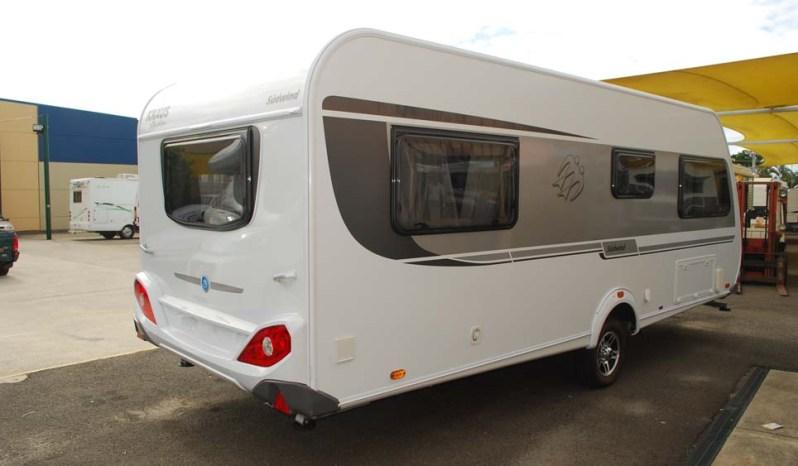 Knaus Sudwind 590fus Caravan full