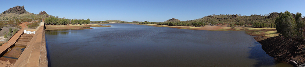 Chinaman Dam, Cloncurry