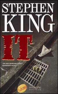 Risultati immagini per it stephen king libro