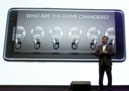 """""""The Samsung Galaxy Note7 was made for game changers, people who intend to make an impact on the world around them,"""" explained Chad Sotelo, Marketing Director of Samsung Electronics Philippines"""