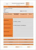 Vorlage Energieaudit Auditbericht