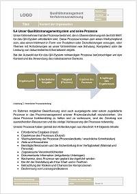 Verfahrensanweisung Personalplanung und Wissen der Organisation