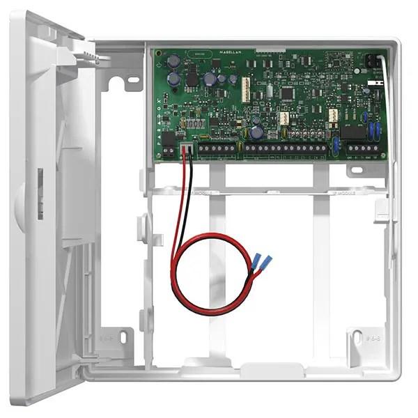 mg5075 paradox control panel