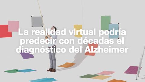 Realidad virtual Alzheimer