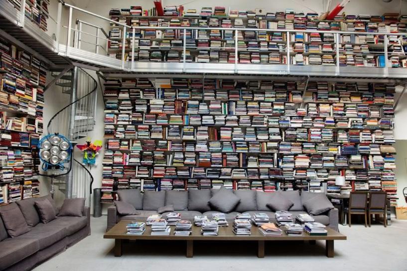 Karl Lagerfeld Biblioteca