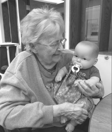 curso terapia con muñecas demencias madrid