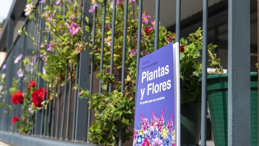 Libro Plantas y flores