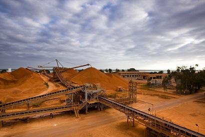 Weipa Bauxite Mine