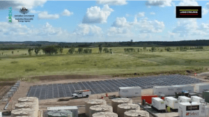 World First Mobile Solar-Diesel Hybrid Project Launched in Queensland