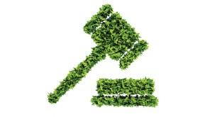 Eco Court Sign