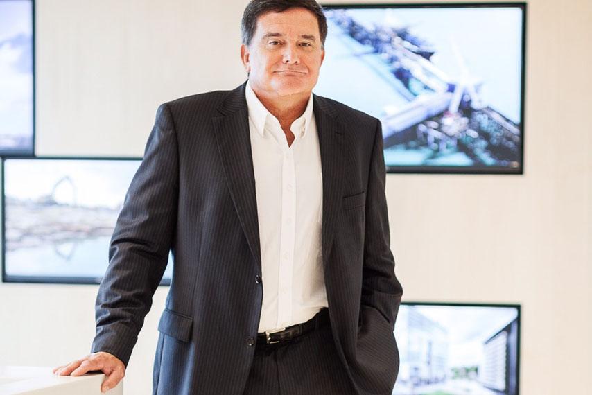 Aurecon global CEO Giam Swiegers