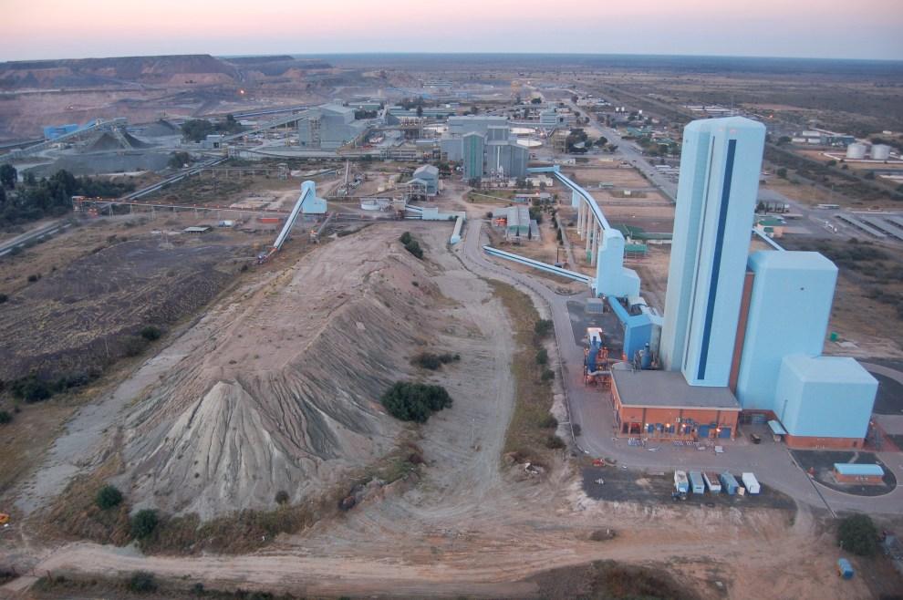 Jwaneng Diamond Mine Botswana