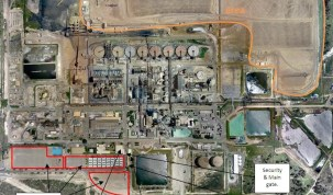 Queensland Nickel Palmer Refinery