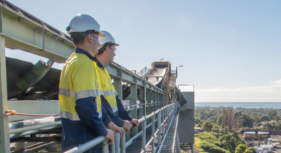 Wollongong Coal Wongawilli Colliery