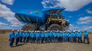 CITIC Pacific Mining Sino Iron Ore