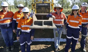 Adani Carmichael Coal Project workers