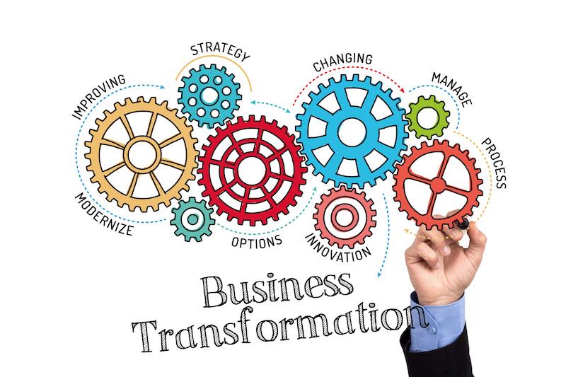 mining business transformation