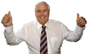 Clive Palmer Mineralogy Queensland Nickel