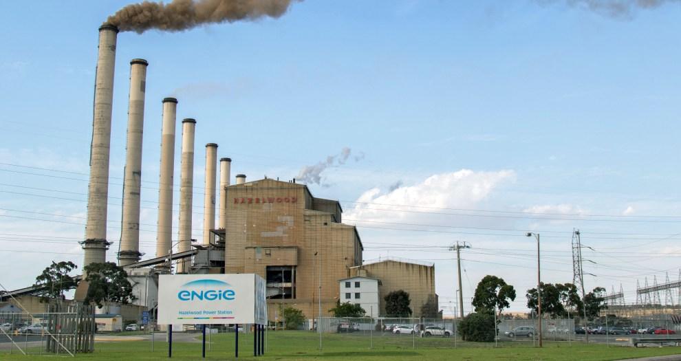 Engie Hazelwood Coal Power Station