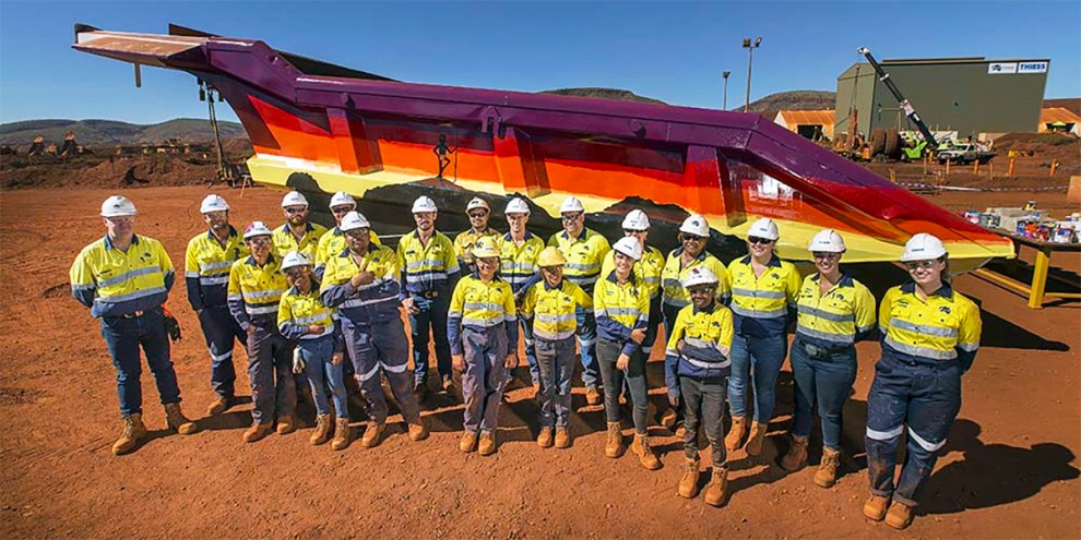 Fortescue Metals