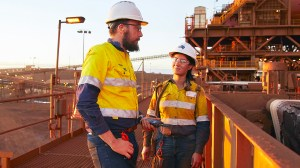 Fortescue Metals Group iron ore