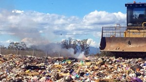 Narrabri landfill fire