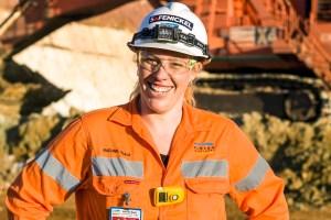 Glencore worker
