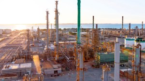 BP Kwinana Oil Refinery