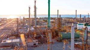 BP Kwinana Oil Refinery