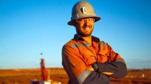 DDH1 Drilling