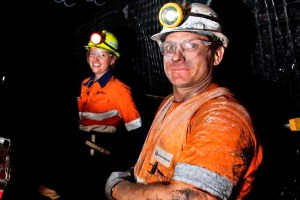 Anglo American workers