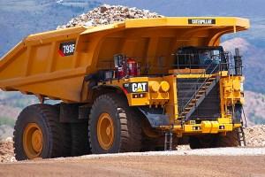Caterpillar 793F dump truck