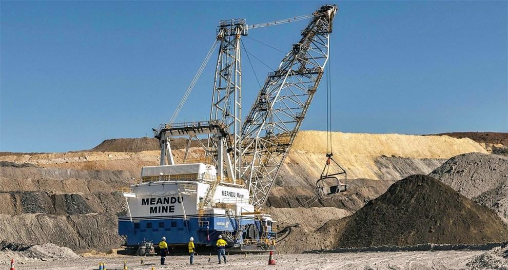 Meandu Coal Mine