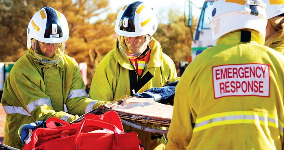 Newmont emergency response