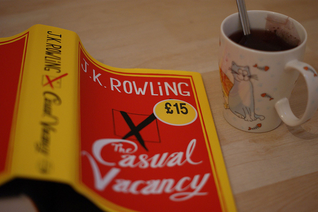 'The Casual Vacancy': Underplaying Rowling's Social Commentary