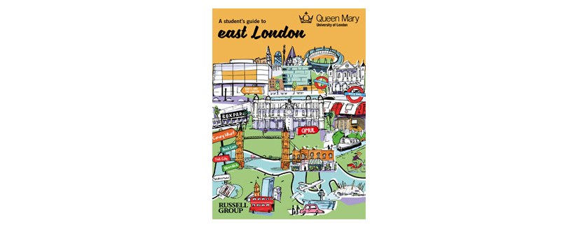 QMUL launches 'A student's guide to east London'