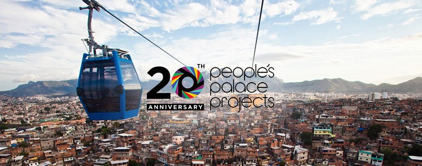 People's Palace Update: Opportunities and Events in 2017