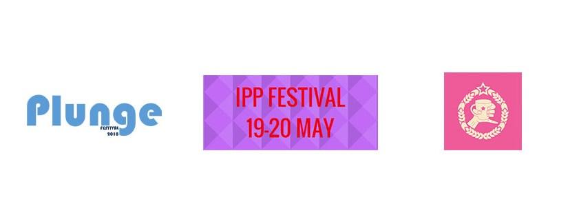 3 QMUL Drama Festivals: Plunge, IPP Festival & Peopling the Palaces