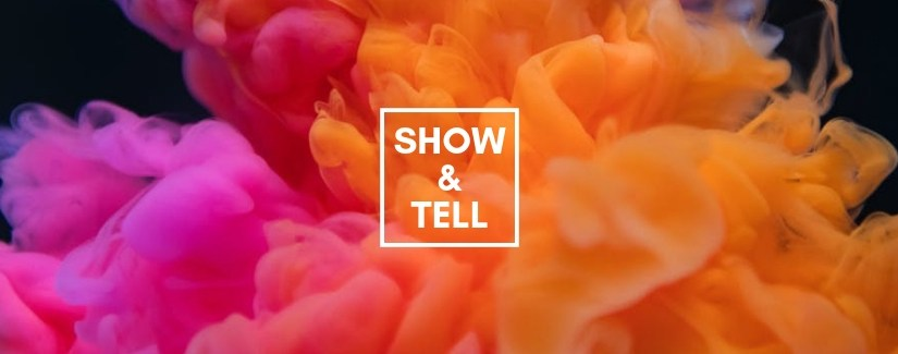 Show and Tell – Inspiring Mini Talks at QMUL – Series 2 – 2019
