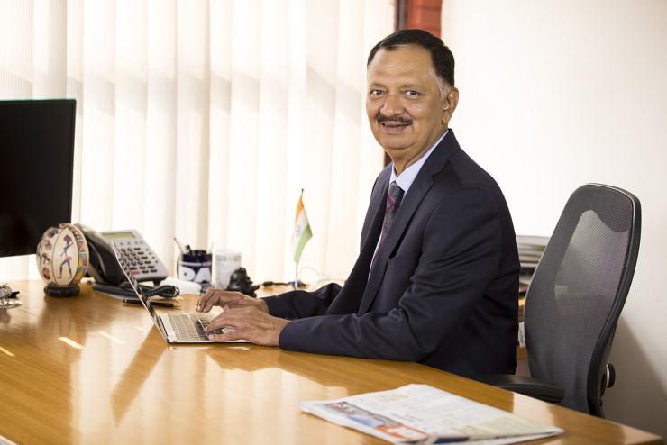 Diwakar Nigam, Managing Director, Newgen Software