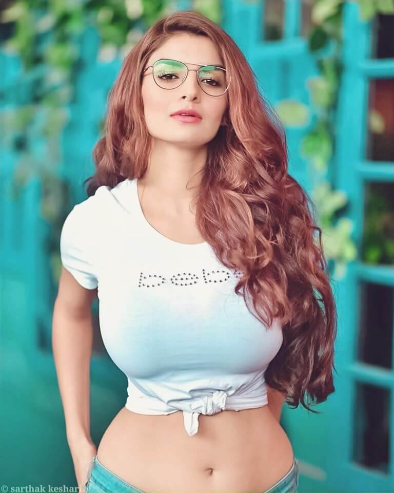 Anveshi Jain Sexy