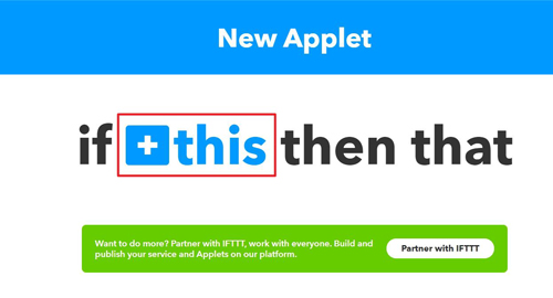 How to connect QIoT Suite Lite and IFTTT to send and show data on