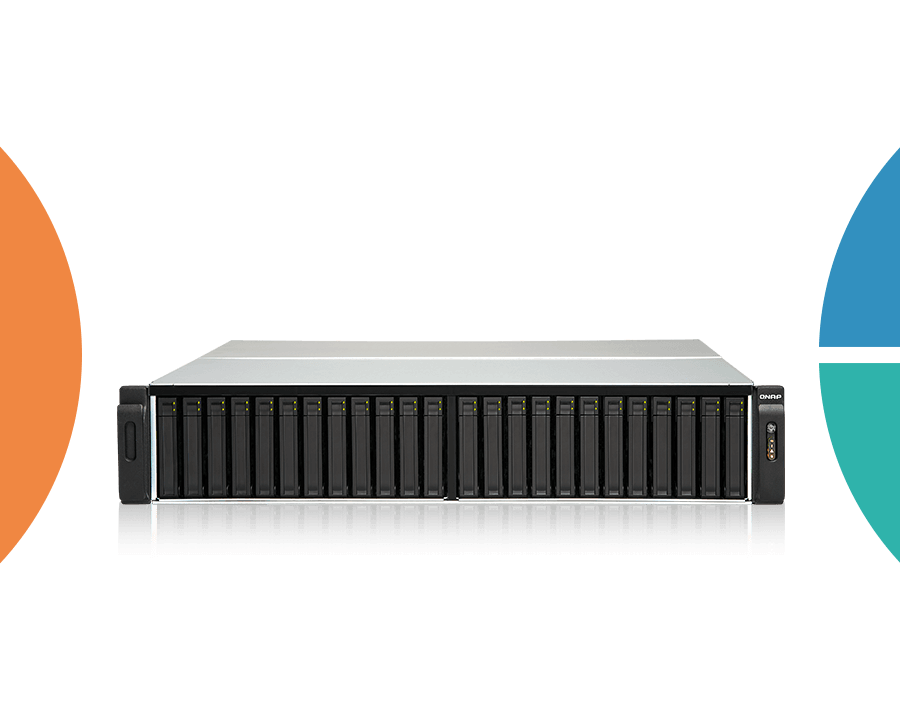 Qnap TES-3085U-D1548-16GR