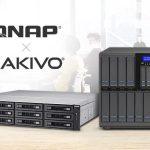 QNAPおよびNAKIVO、VMバックアップのためのオールインワンバックアップソリューションを共同で提供