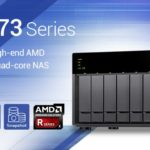 QNAP、クアッドコアAMD Rシリーズプロセッサ、M.2 SSD、10GbE、グラフィックカードを追加するためのデュアルM.2 SATA SSDスロット、デュアルPCIeスロットを搭載した4/6/8ベイTS-x73シリーズNASを発表