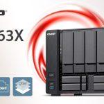 QNAP、10GBASE-T/マルチギガビット接続およびQtier自動階層を搭載した9ベイAMDクアッドコアNASのTS-963Xを発表