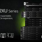 第8世代Intel Coreプロセッサ、デュアル10GbE SFP+ SmartNICポート、PCIe拡張性、4K HDMI 2.0を採用したQNAP、ラックマウントTVS-x72XU NASシリーズを発表