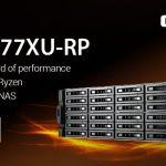 QNAP、TS-x77XUシリーズのラックマウントNASラインアップを完成:iSERとPCIe拡張性を採用したTS-2477XU-RPの導入