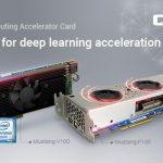 QNAP、ディープラーニング推論をブーストするためのIntel VPU/FPGA画像処理アクセラレーターソリューション付きのMustangシリーズコンピューティングアクセラレーターカードを発表
