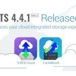 QNAP、QTS 4.4.1ベータ3バージョンをリリース:統合クラウドオブジェクトストレージのVJBOD、低レイテンシークラウドデータアクセスのCacheMountなどを紹介